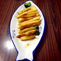 美国南方香酥炸鸡(配炸薯条和蔬菜沙拉)的做法图解6