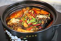 香辣草鱼豆腐煲的做法