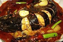 大蒜烧鲶鱼  的做法