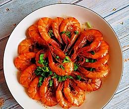 年夜饭必备油爆大虾的做法