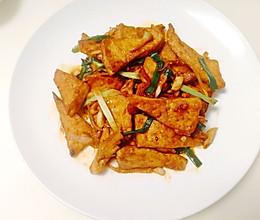 #换着花样吃早餐#酱香豆腐的做法