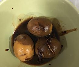 酱油蛋的做法