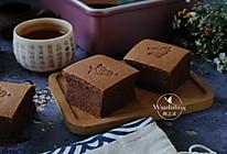 #豆果10周年生日快乐# 古早巧克力蛋糕的做法