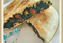 苏北特色蚂蚁菜烙饼的做法