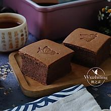 #豆果10周年生日快乐# 古早巧克力蛋糕