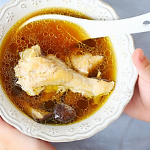 #憋在家里吃什么#杞枣香菇汽锅鸡