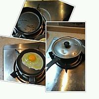 宜家最小平底锅煎荷包蛋 溏心蛋 半熟西式煎蛋的做法图解2