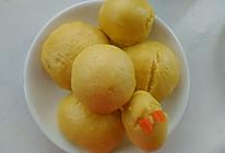 奶香玉米面窝头的做法