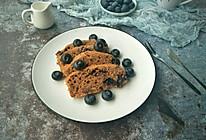 蓝莓红糖糕的做法