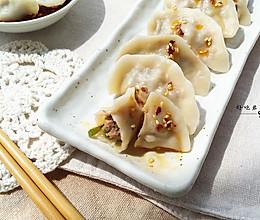 青椒牛肉水饺的做法