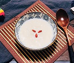 山药燕麦小米糊——益脾胃的首选的做法