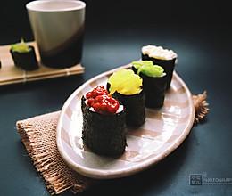 军舰寿司的做法