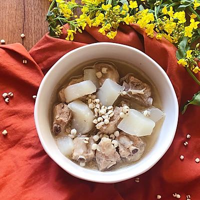 四季家常 | 蘿卜排骨湯
