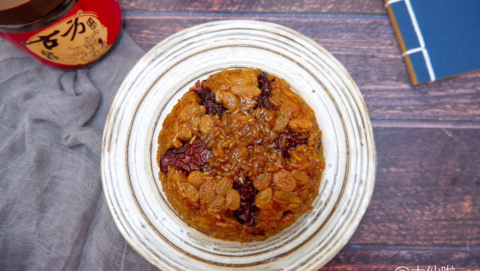 巨好吃的红糖糯米饭