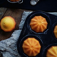 柠檬钻石蛋糕的做法图解7