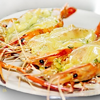 芝士焗大虾(20分钟缔造极品美味)的做法图解8
