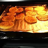 你无法拒绝的孜然烤土豆片(烤箱版)可做减肥零食的做法图解4