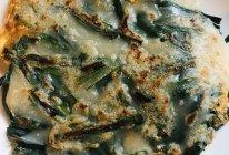 韭菜烙饼的做法