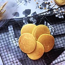 奶香玉米饼#主食类#