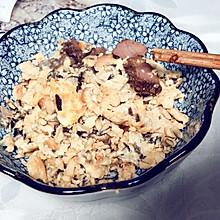 『低碳生酮饮食』鸡胸肉炒蛋黑木耳香菇