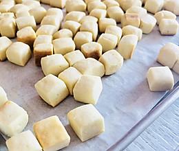 小石头饼的做法