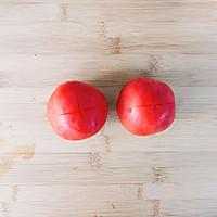 西红柿豆腐汤的做法图解1