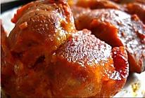 微波蒜香烤肉的做法