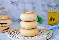 芝麻豆沙喜饼#金龙鱼精英百分百烘焙大赛颖涵战队#的做法