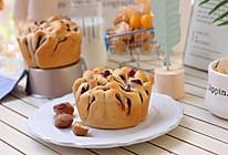 板栗豆沙面包的做法