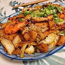 冰箱有啥炒啥的家庭版「麻辣香锅」