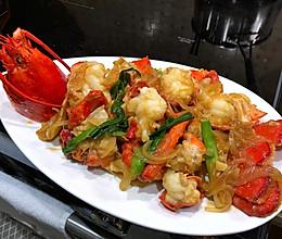 家常葱姜龙虾的做法