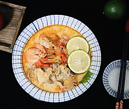 家庭版泰式火锅的做法