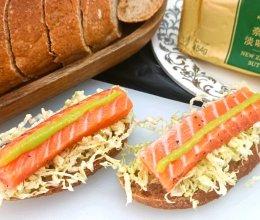 #奈特兰草饲营养美味#全麦面包的做法