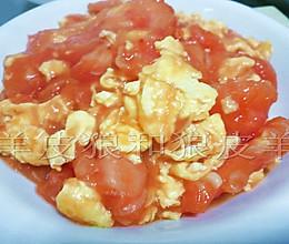 鸡蛋西红柿的做法