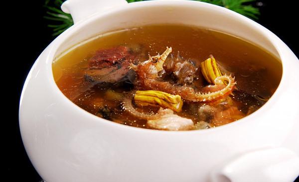 天麻北芪汤-儿童益智汤的做法