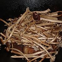 茶树菇五花肉的做法图解9