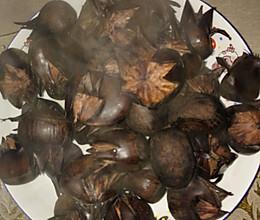 水煮栗子的做法