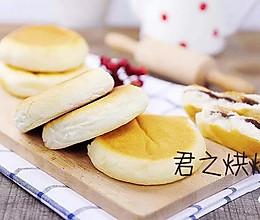 面包不够松软?来试试不一样的超软红豆包的做法