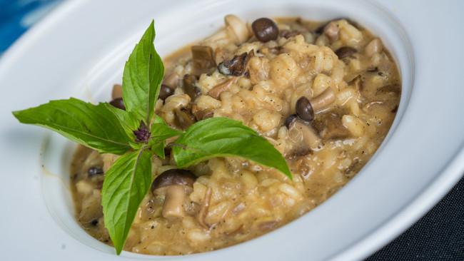 意大利奶酪菌菇饭的做法
