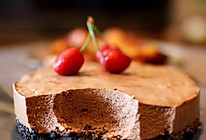 6寸巧克力慕斯(蛋糕)的做法
