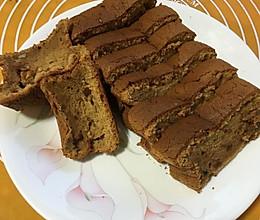 红糖枣泥核桃糕的做法