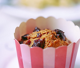 蔓越莓红糖玛芬的做法