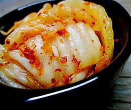简单食材制作辣白菜的做法
