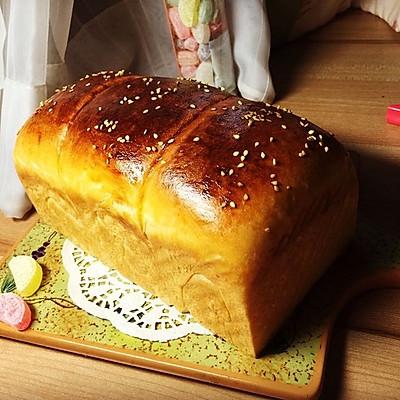 【超软酸奶面包】如同软妹一样的吐司