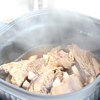 #味达美名厨福气汁,新春添口福#红焖羊排的做法图解5