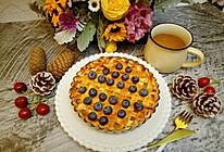 蓝莓苹果派#令人羡慕的圣诞大餐#的做法