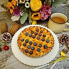 蓝莓苹果派#令人羡慕的圣诞大餐#