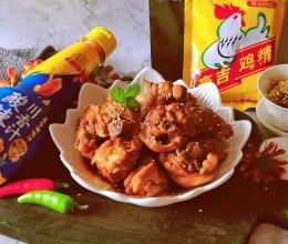 #豪吉川香美味#川汁鸡块的做法