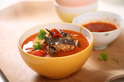 开胃酸汤鱼,治愈厌食症,好吃就是有点儿费米饭