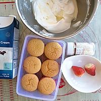 圣诞杯子海绵蛋糕#安佳烘焙学院#的做法图解15